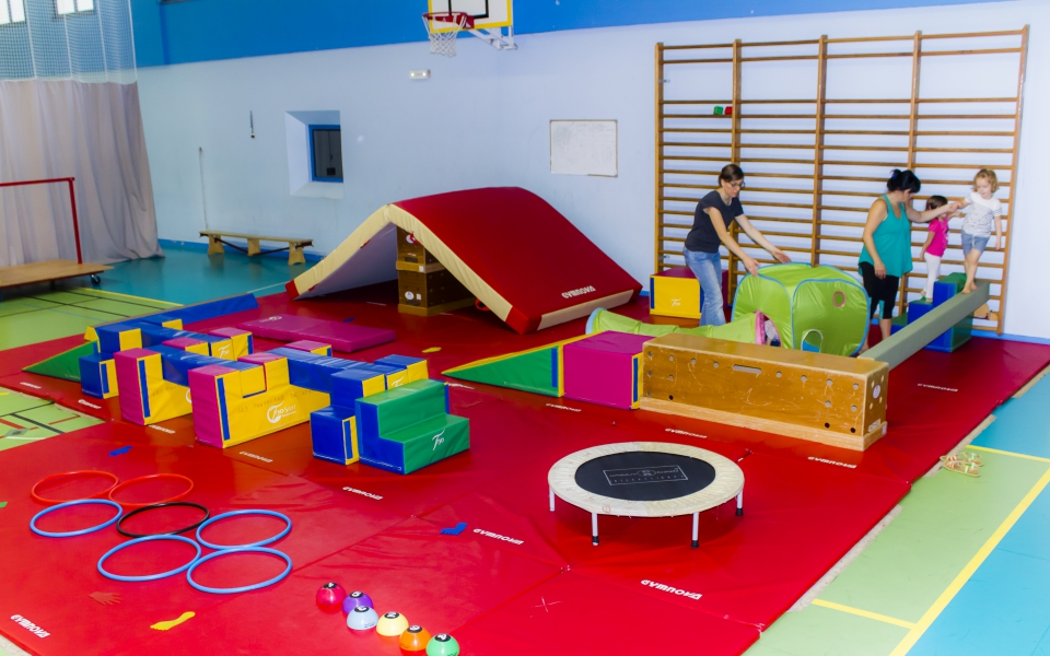 modules BabyGym